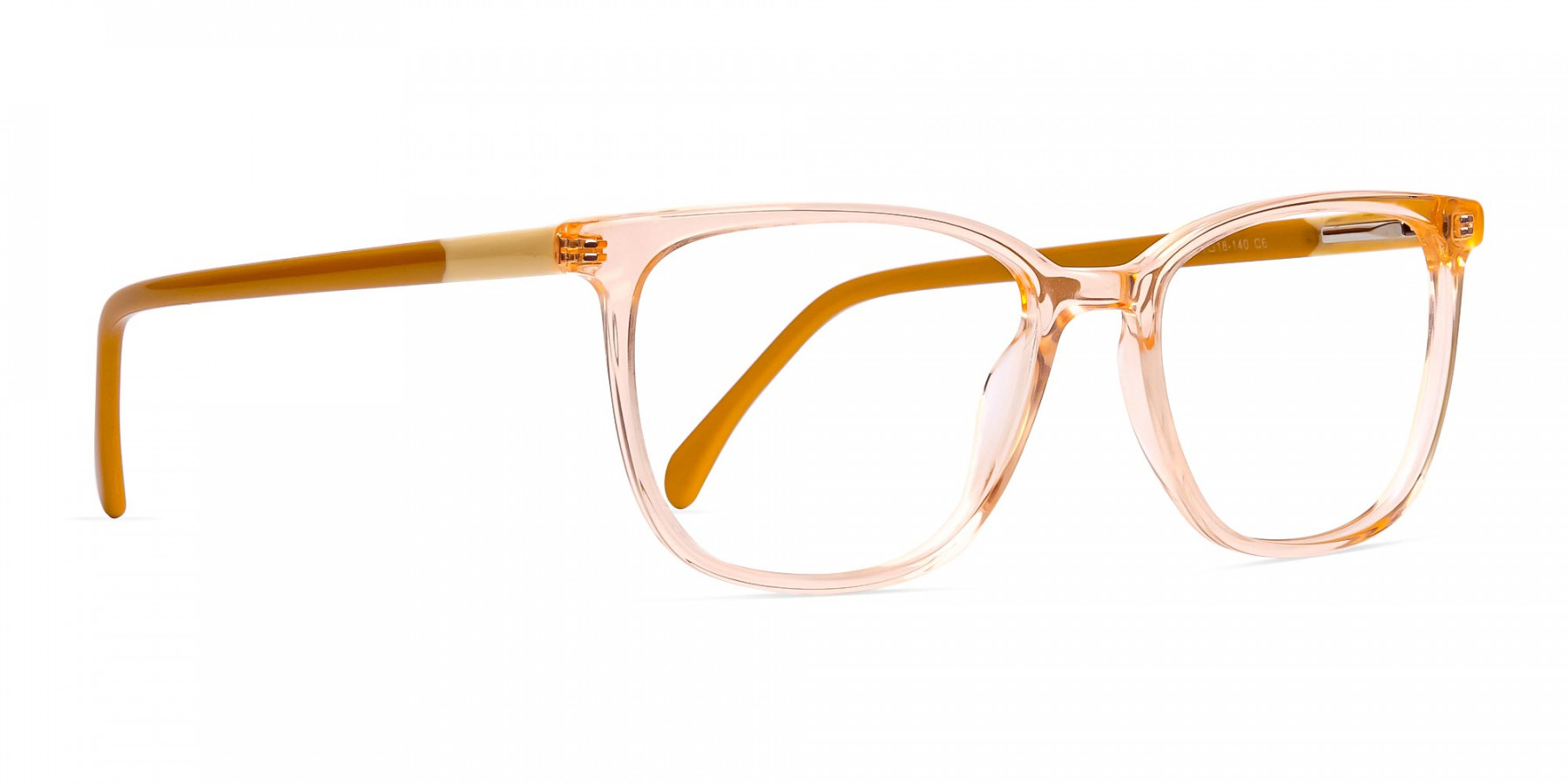 Crystal-Clear-Orange-Wayfarer-Rectangular-Glasses-Frames-1