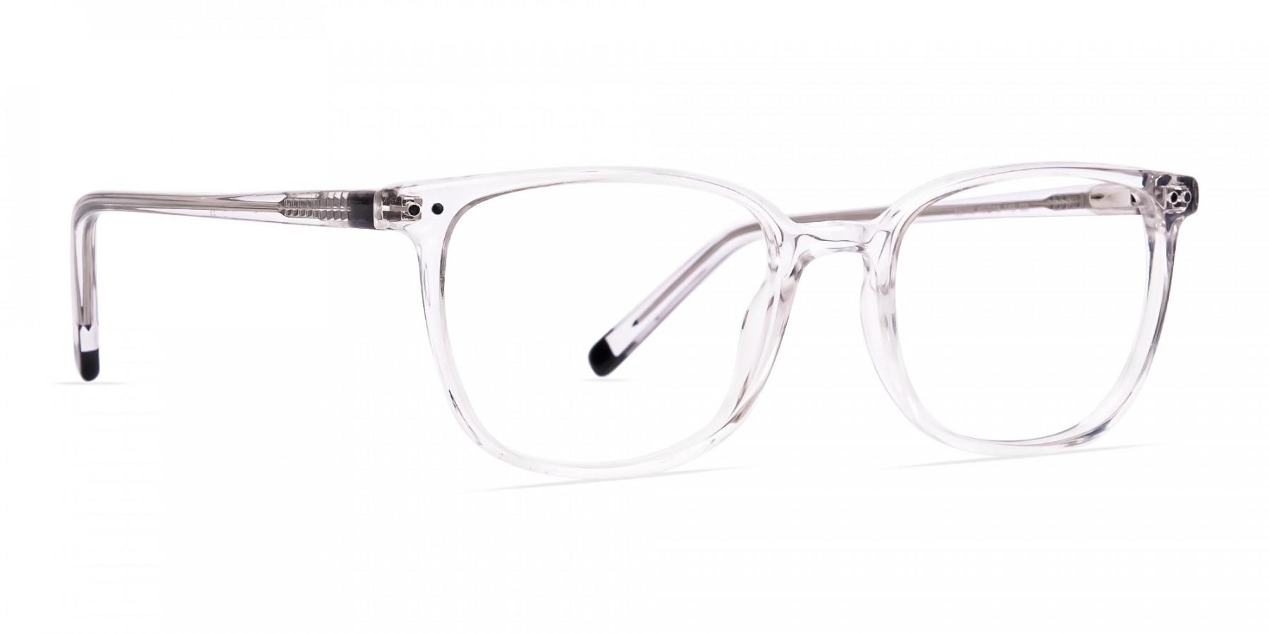 Crystal-Clear-Transparent-Rectangular-Glasses-Frames-1