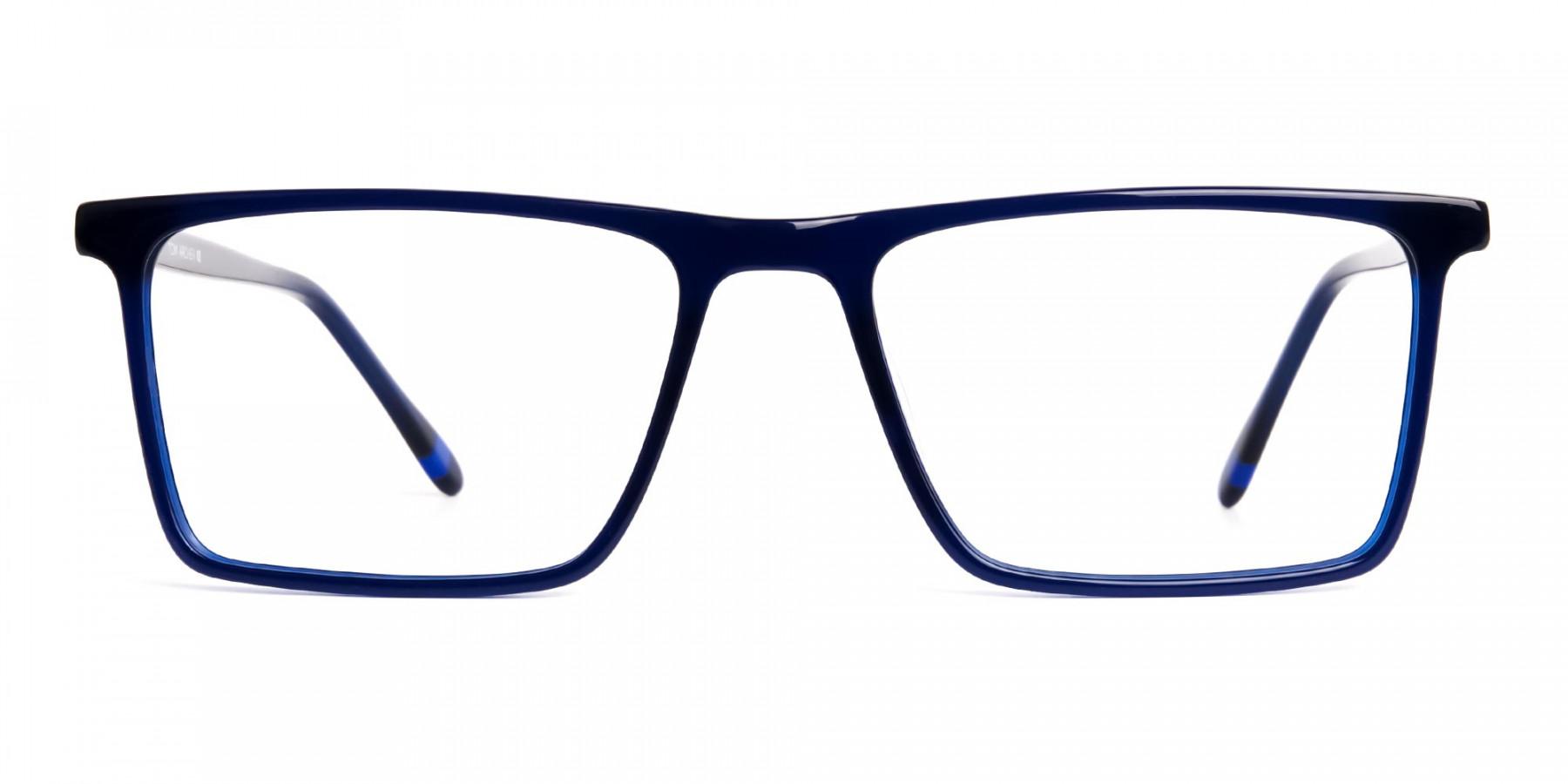 indigo-blue-full-rim-rectangular-glasses-frames-1