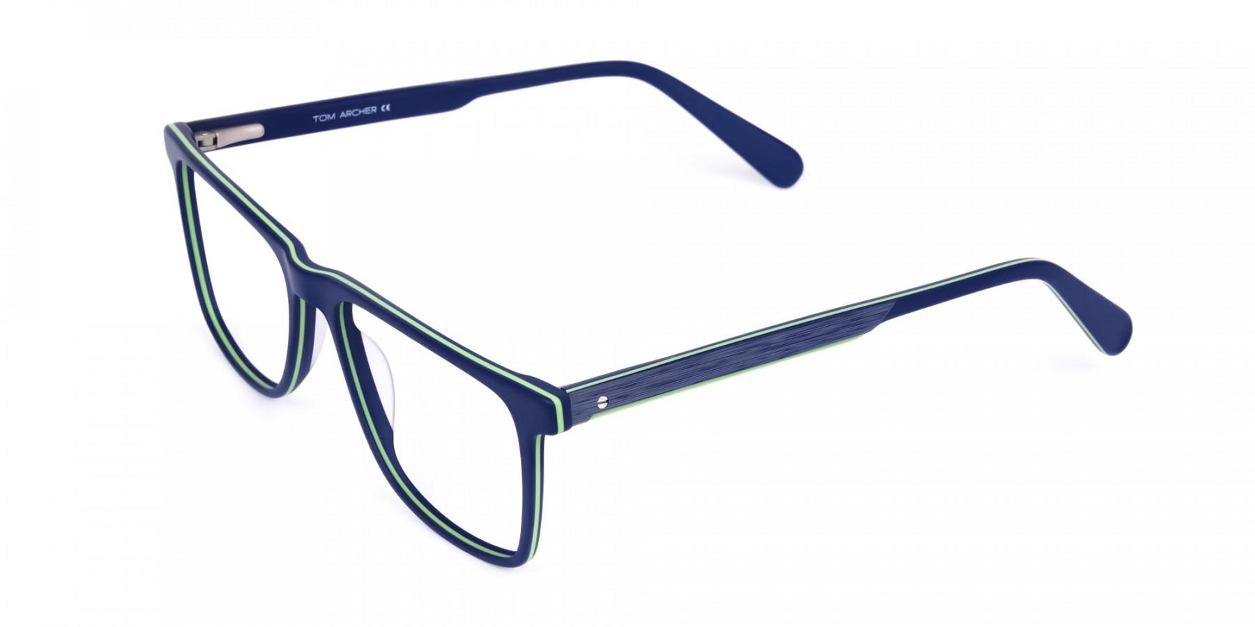 Blue-Green-Rimmed-Rectangular-Glasses-1