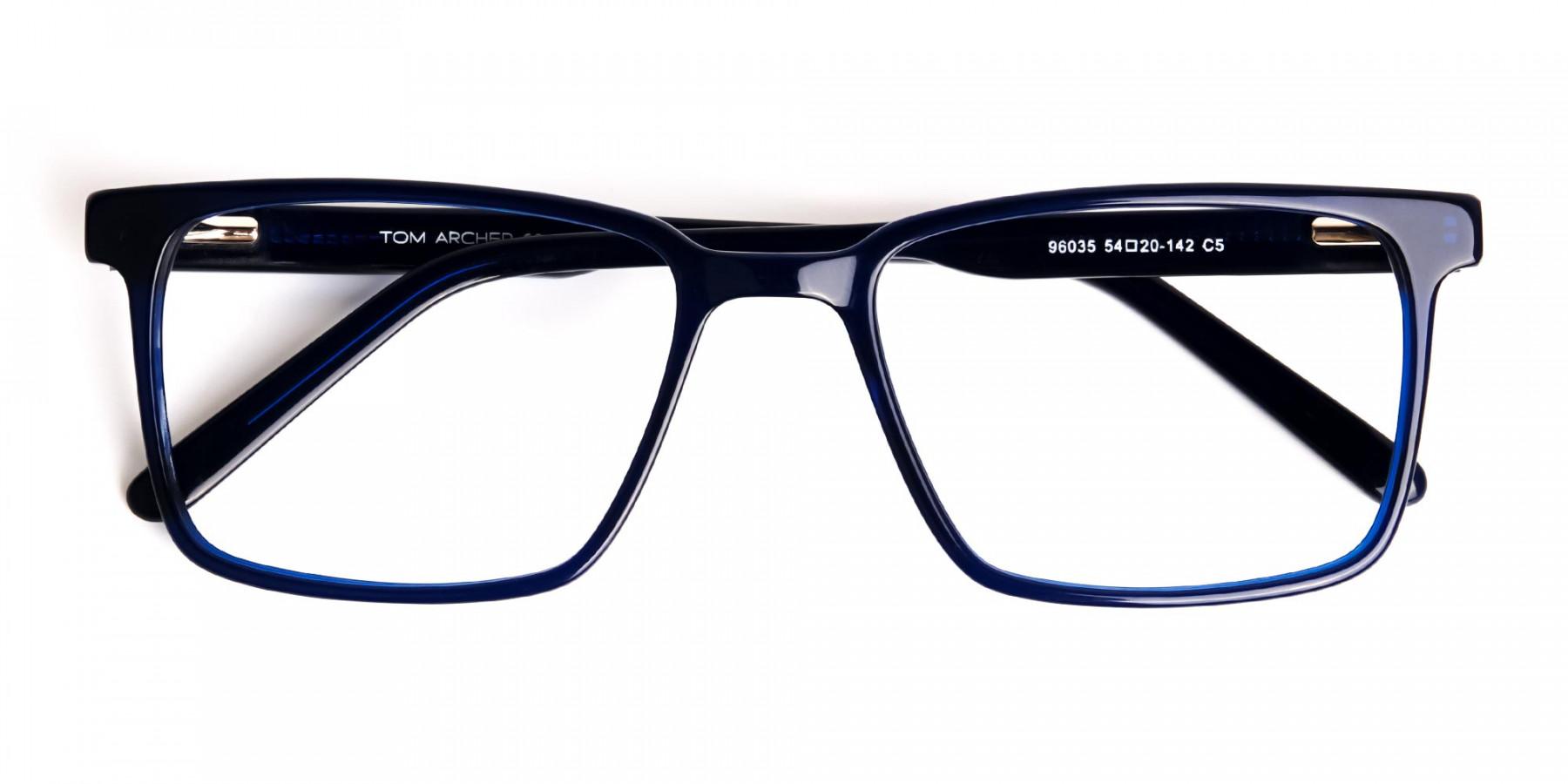 Black-and-Indigo-Blue-Rectangular-Glasses-frames-1