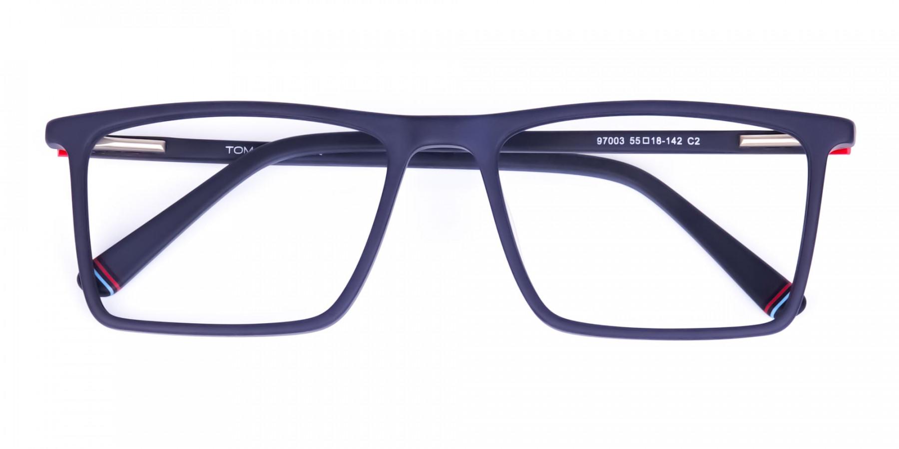 Matte-Black-Full-Rim-Rectangular-Glasses-1