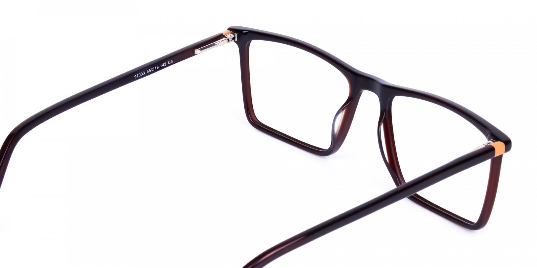 Dark-Brown-Rectangular-Glasses-1