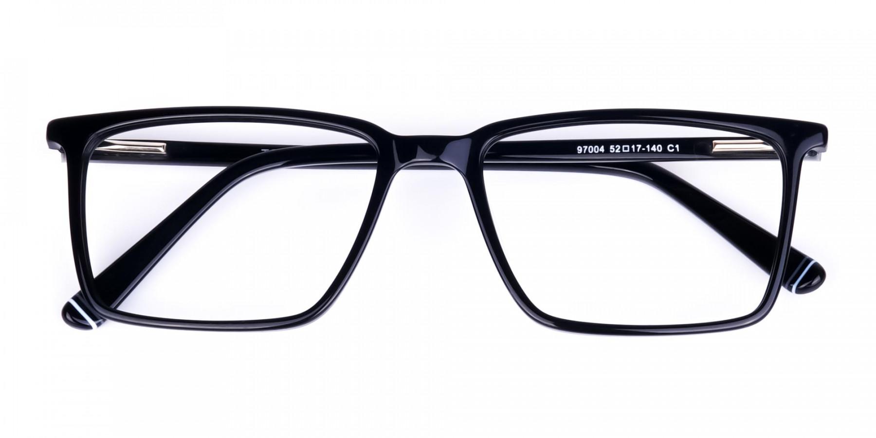 Black-Fully-Rimmed-Rectangular-Glasses-
