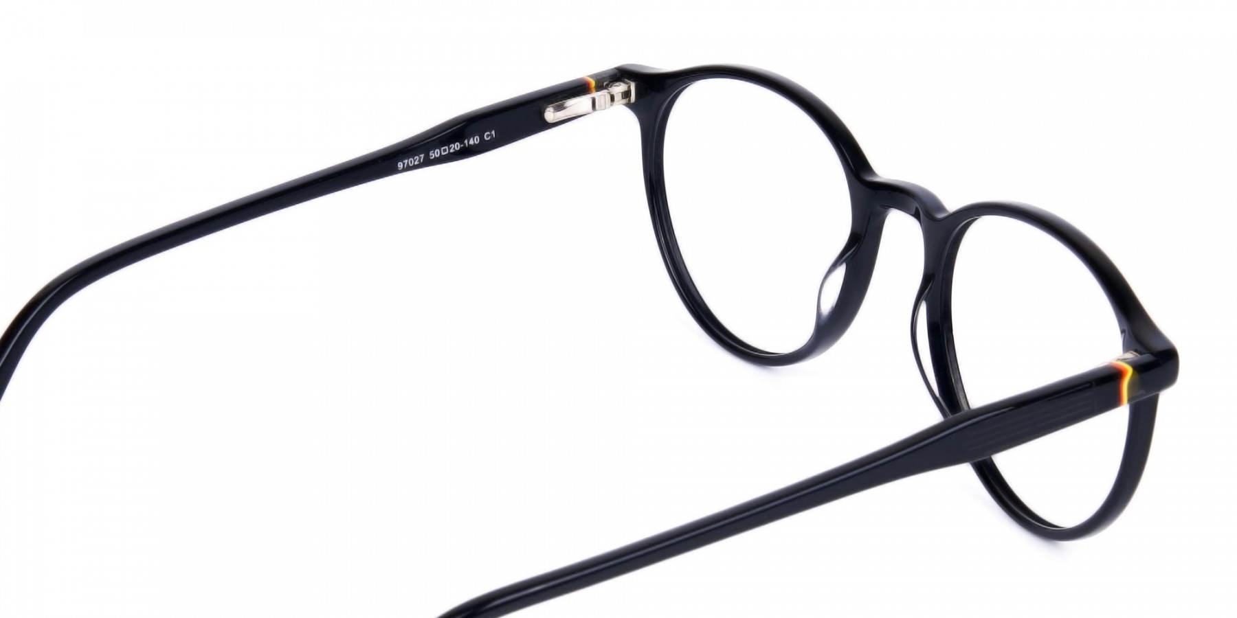 round blue light glasses-1
