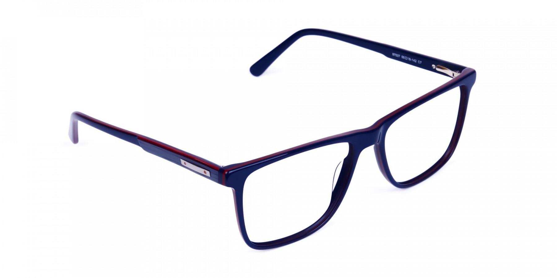 Navy-Blue-Red-Rectangular-Glasses-1