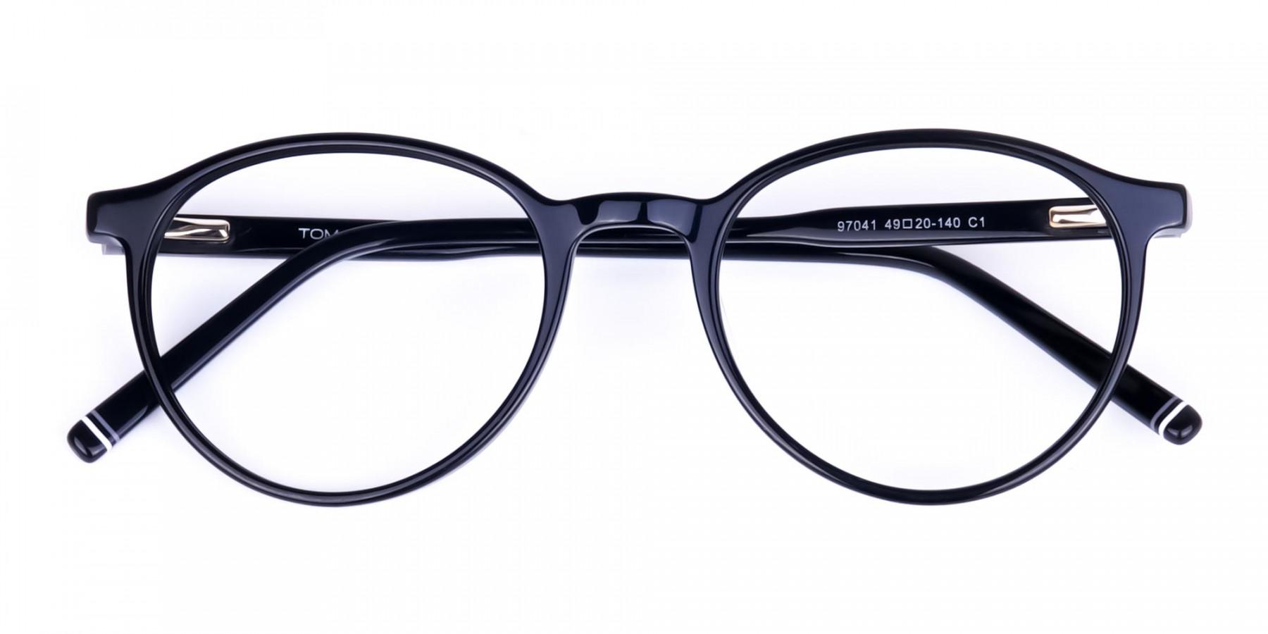 Classic-Black-Rimmed-Round-Glasses-1