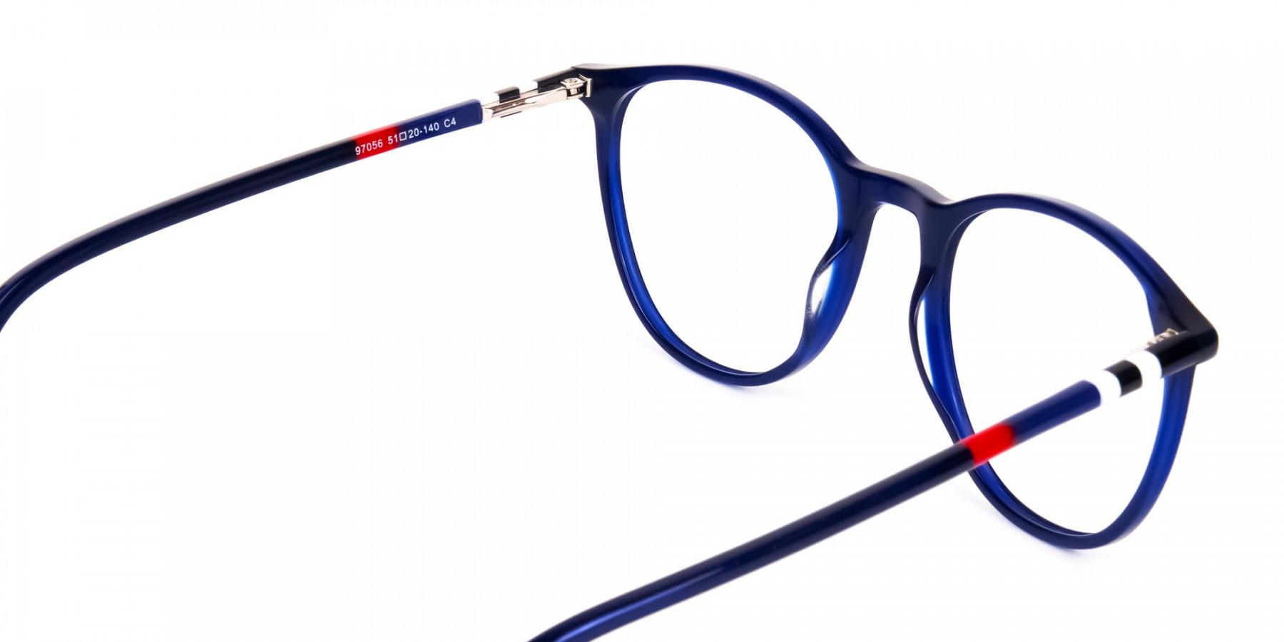 Navy-Blue-Round-Full-Rimmed-Glasses-1