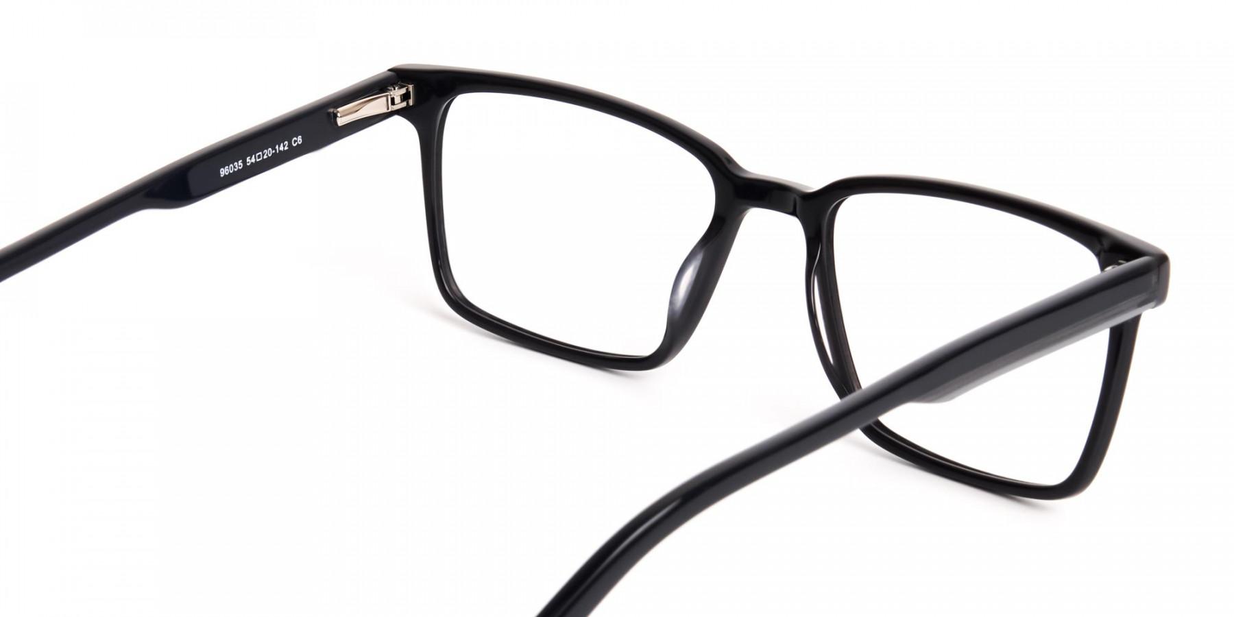 Black-Dark-Purple-Rectangular-Glasses-frames-1