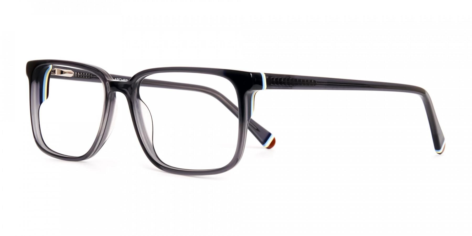 dark-grey-shiny-rectangular-glasses-frames-1