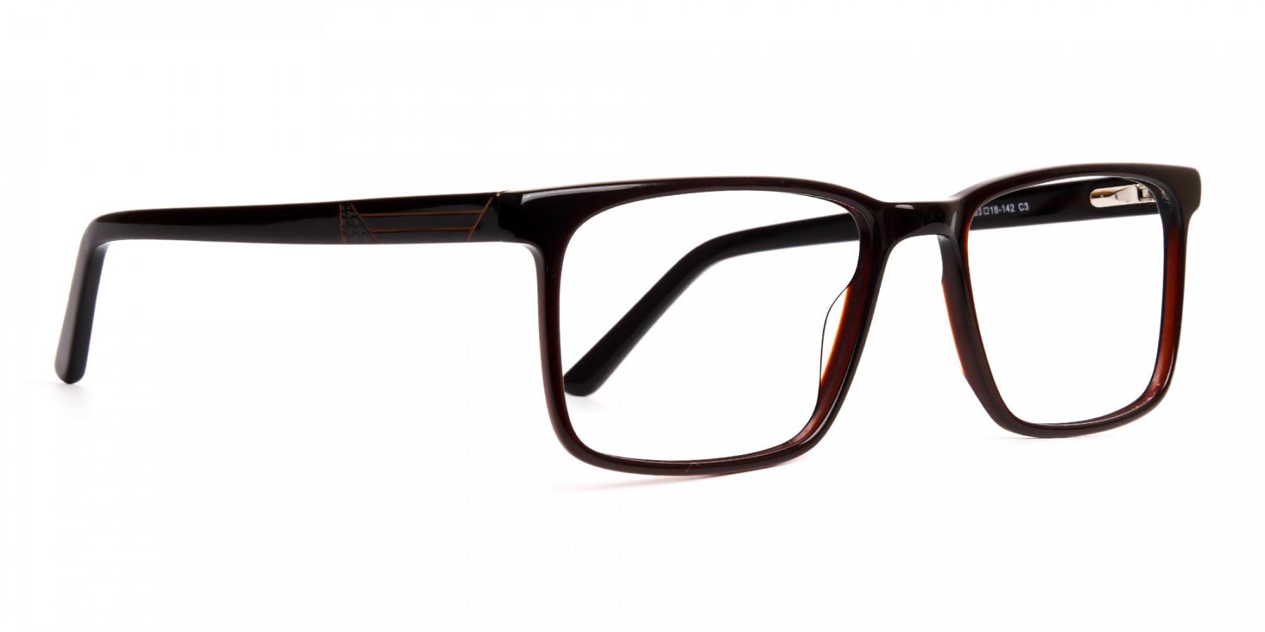 designer-dark-brown-rectangular-glasses-frames-1