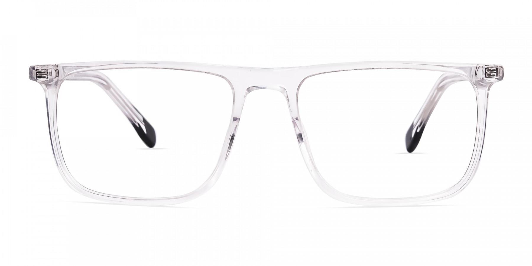 clear-transparent-rectangular-glasses-frames-1
