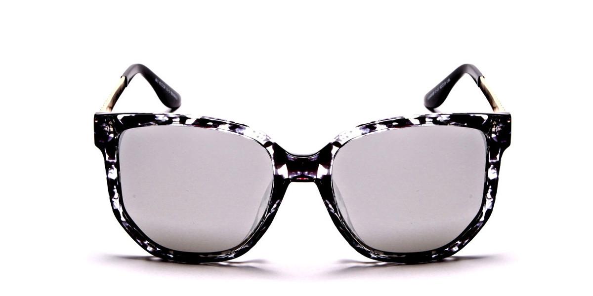 Black, Gold and Silver Sunglasses  -2