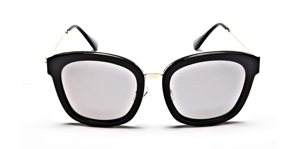 Black & Silver Sunny's -2