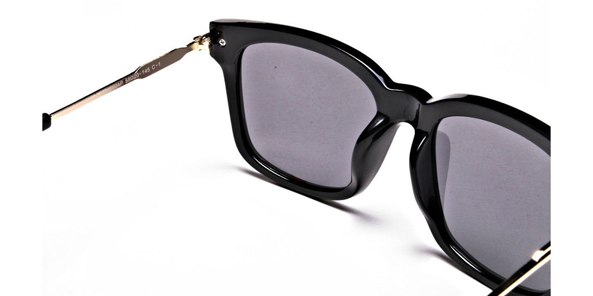 Define Black and Grey Sunglasses -2