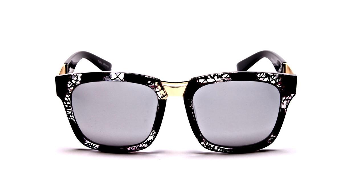 Black & Silver Tortoiseshell  -2