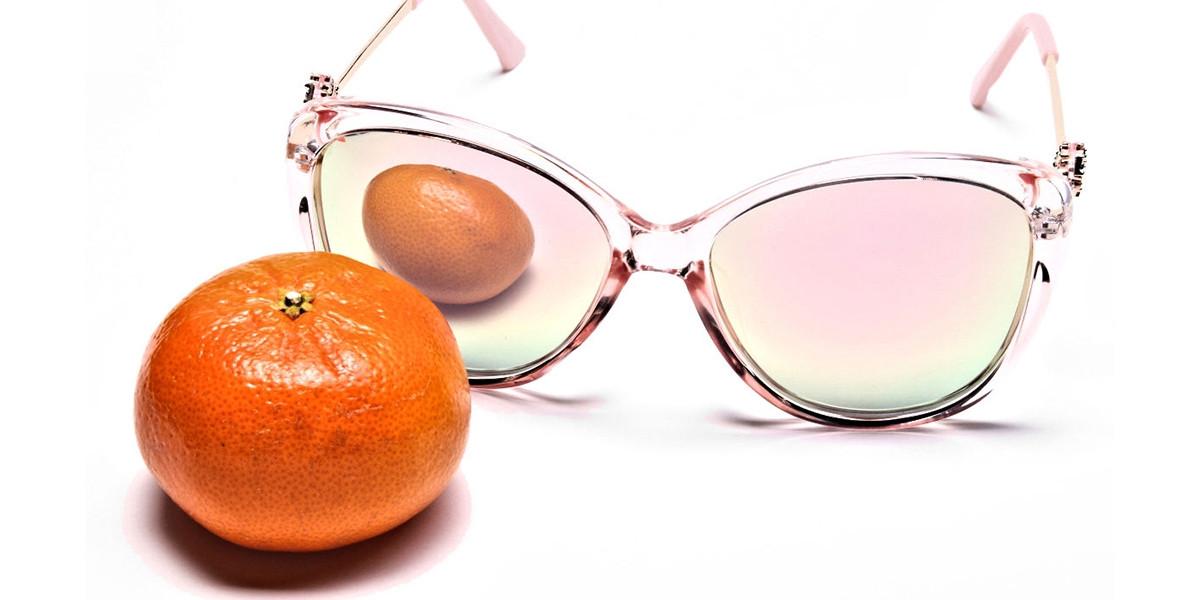 Pink Sunglasses   -2