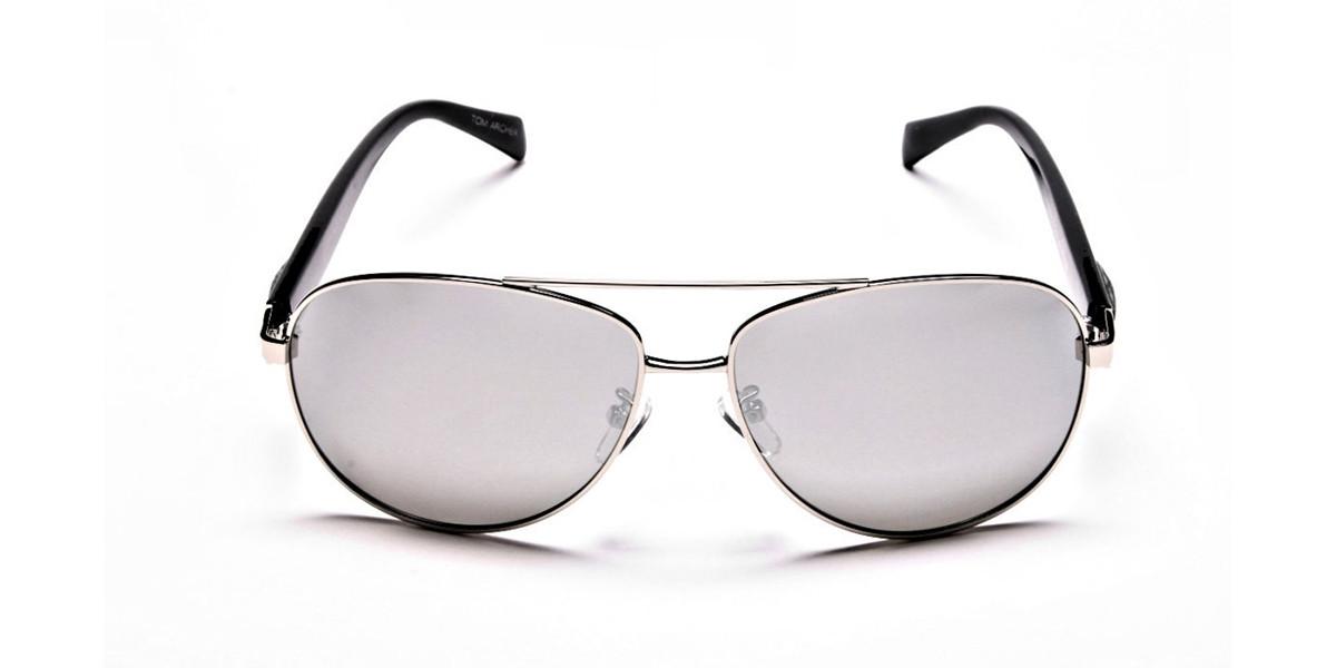 Bold & Beautiful Aviator Sunglasses -2