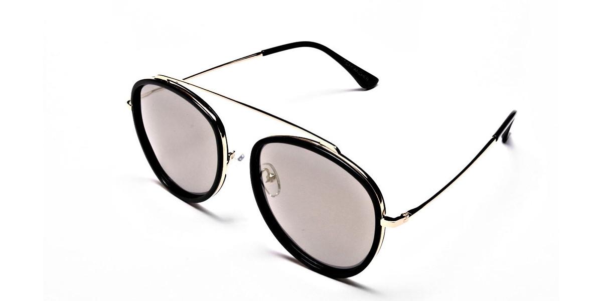 No Nose Bridge Sunglasses for Every Personality - 2
