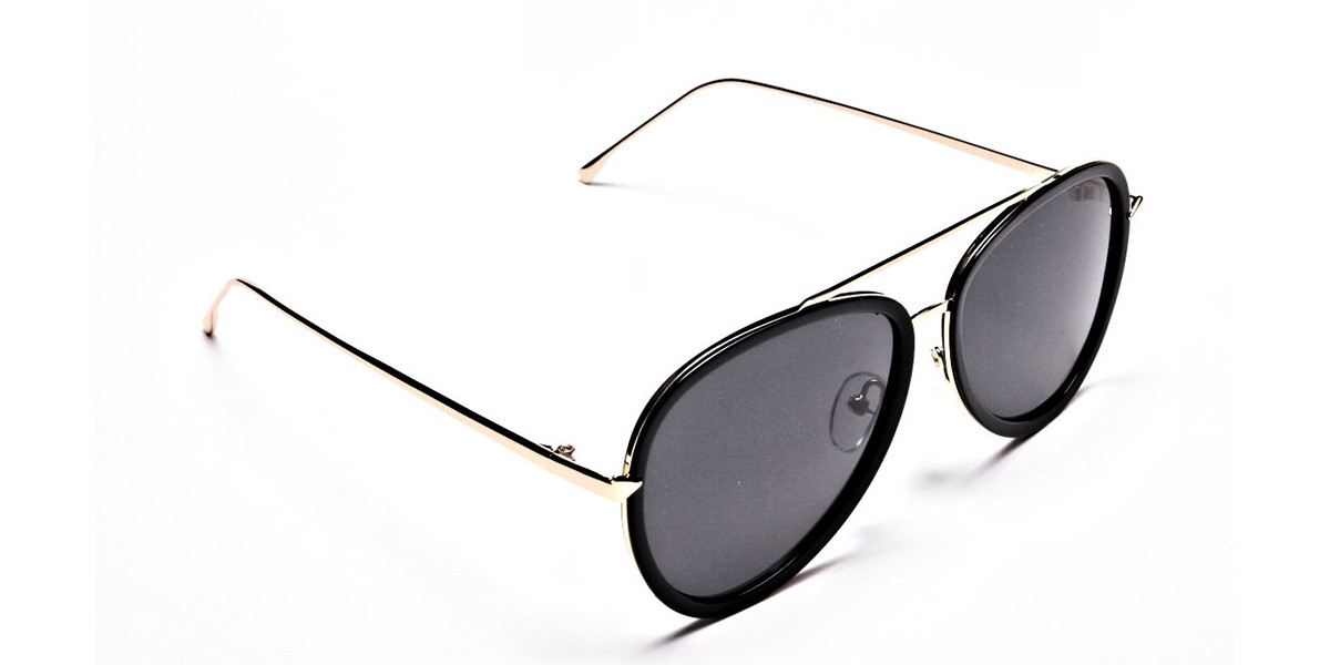 Ladies Aviator Sunglasses - 2