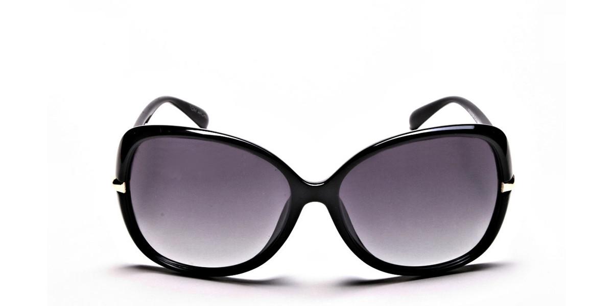 Sunglasses with Black & Grey Gradients -2