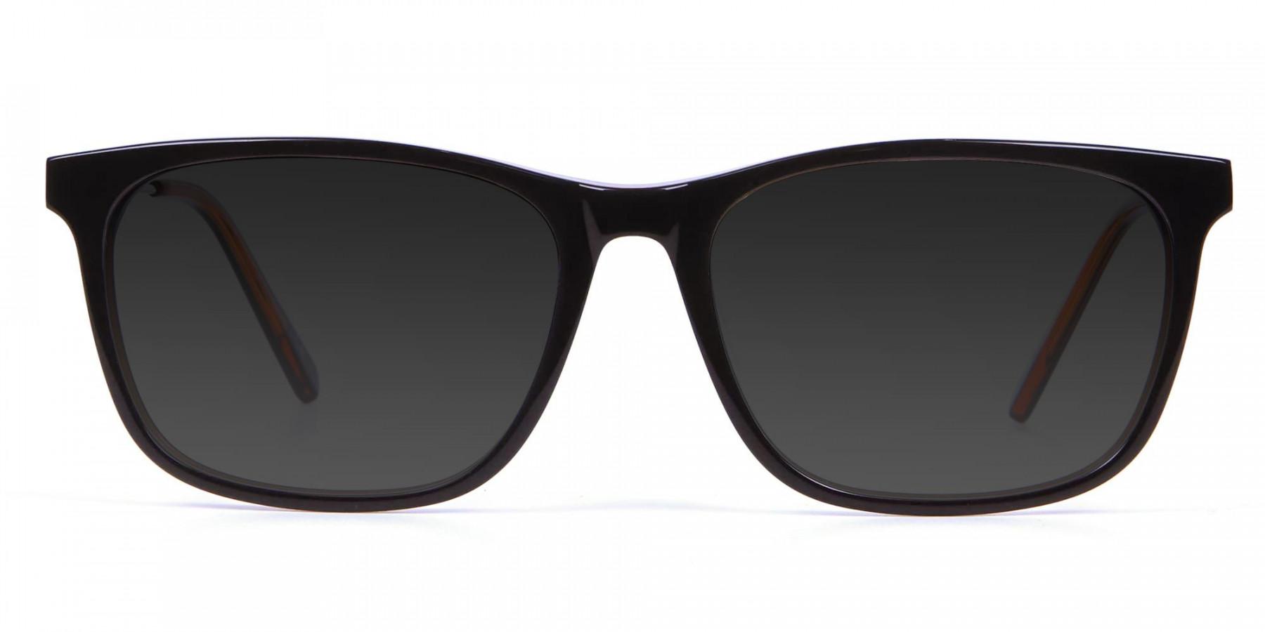 Multicolor Frame Sunglasses - 3