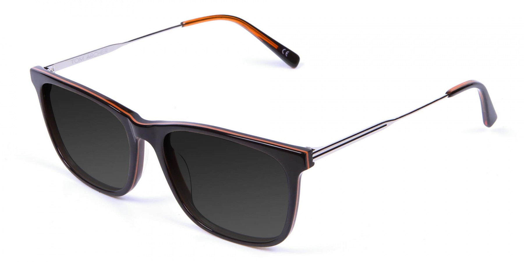 Multicolor Frame Sunglasses - 3