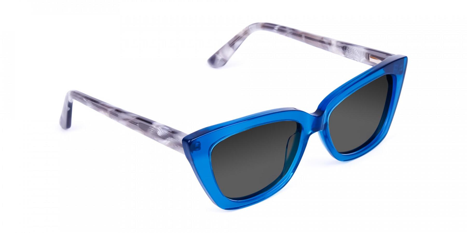 Blue-Cat-Eye-Sunglasses-with-Grey-Tint-3