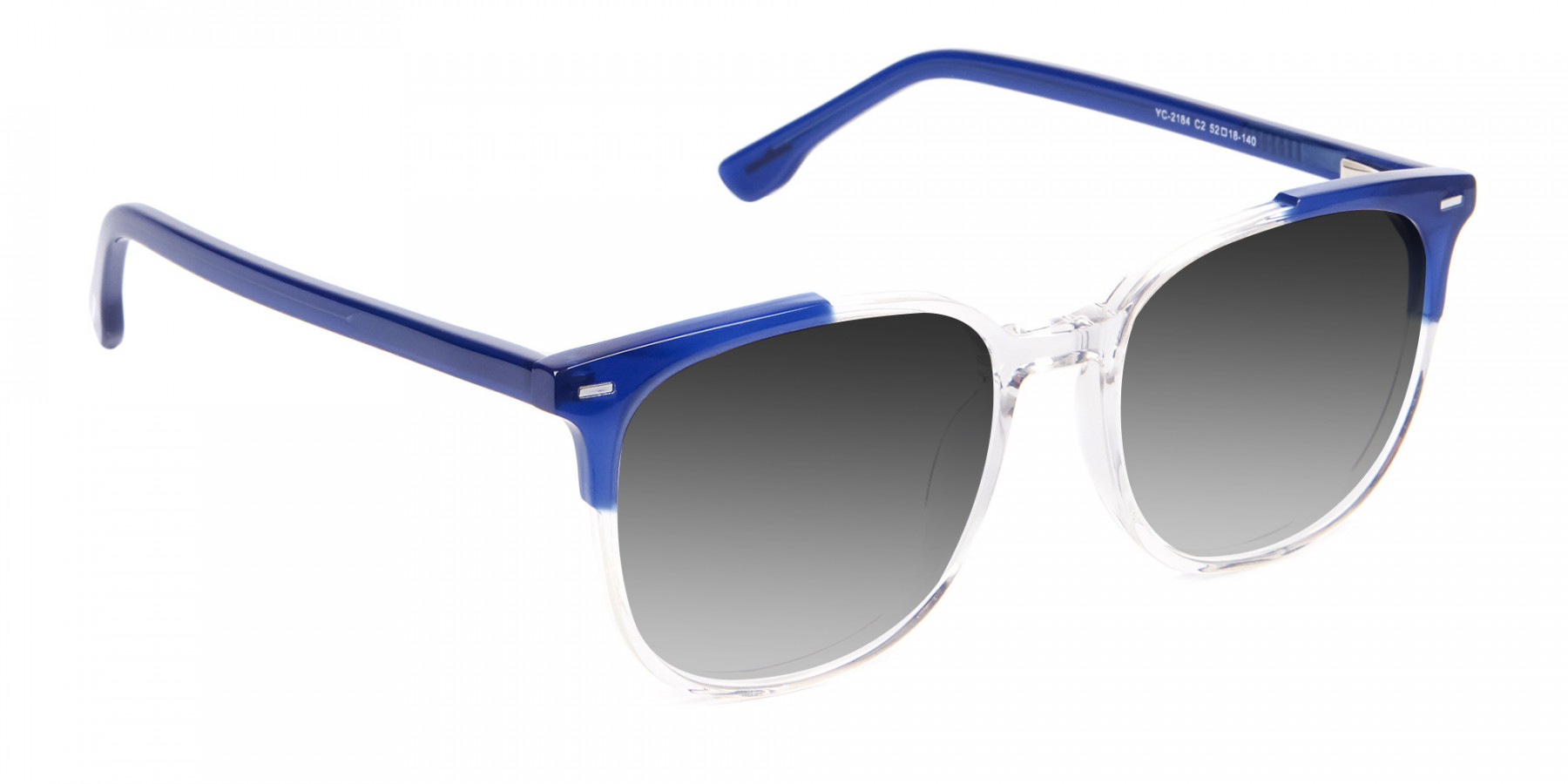 Wayfarer Grey Tint Sunglasses Online-3