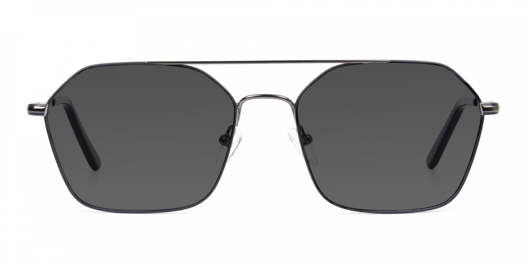 dark-royal-blue-geometric -gunmetal-aviator-grey-tinted-sunglasses-3