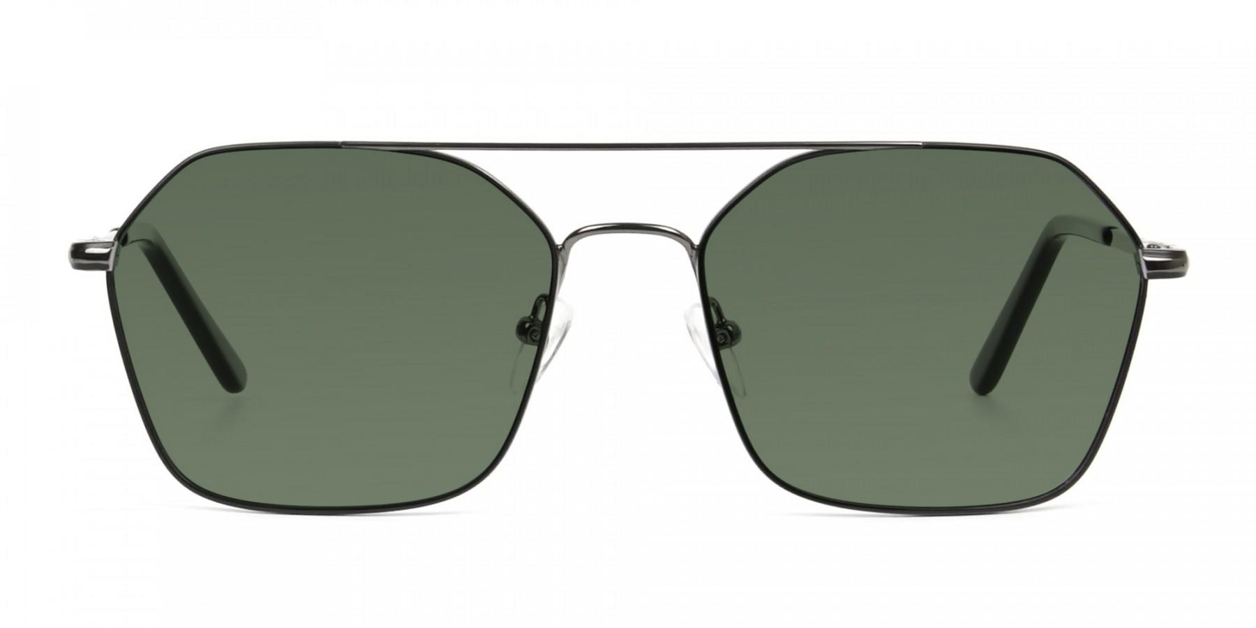 black-geometric-aviator-green-tinted-sunglasses-frames-3