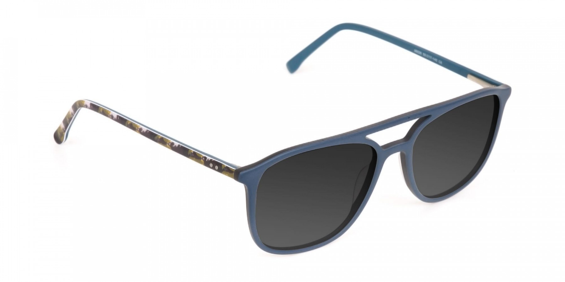 Green Rectangular Sunglasses - 3