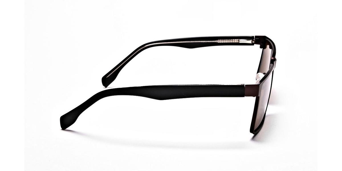 Classic Sunglasses in Wayfarer - 2