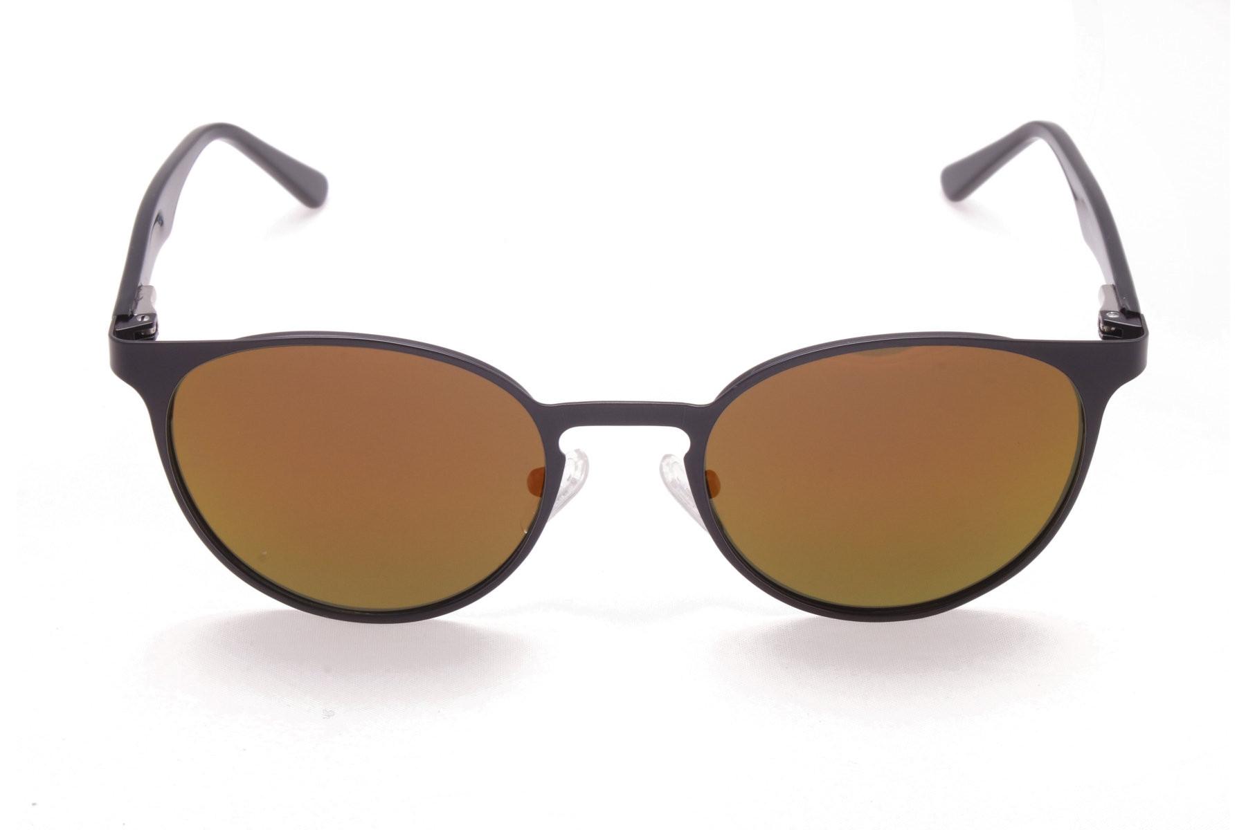 Brown & Green Lens Sunglasses- 2