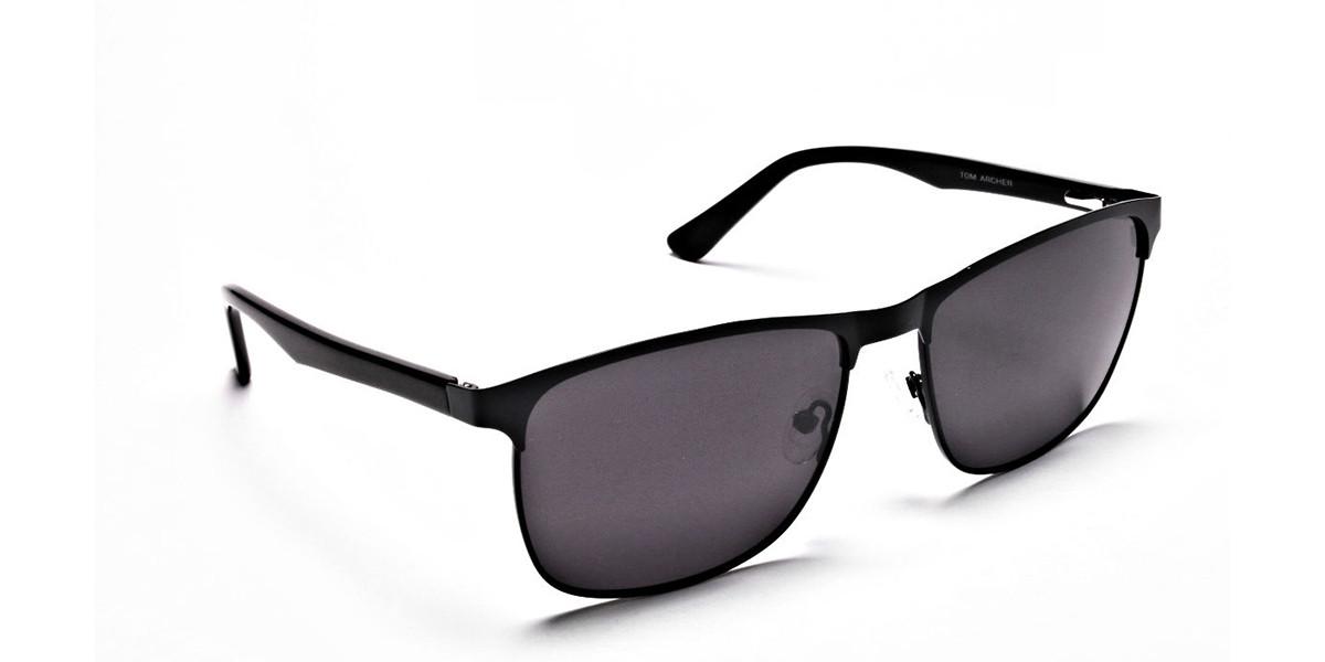 Dark Sunglasses for Men and Women - 2