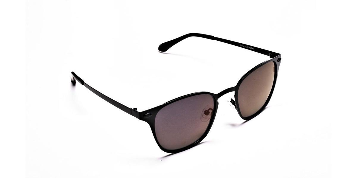Pizzazz Purple Sunglasses -2