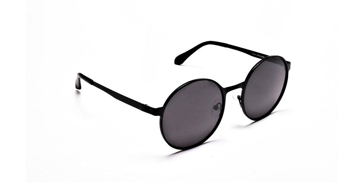 Grey tint sunglasses - 2