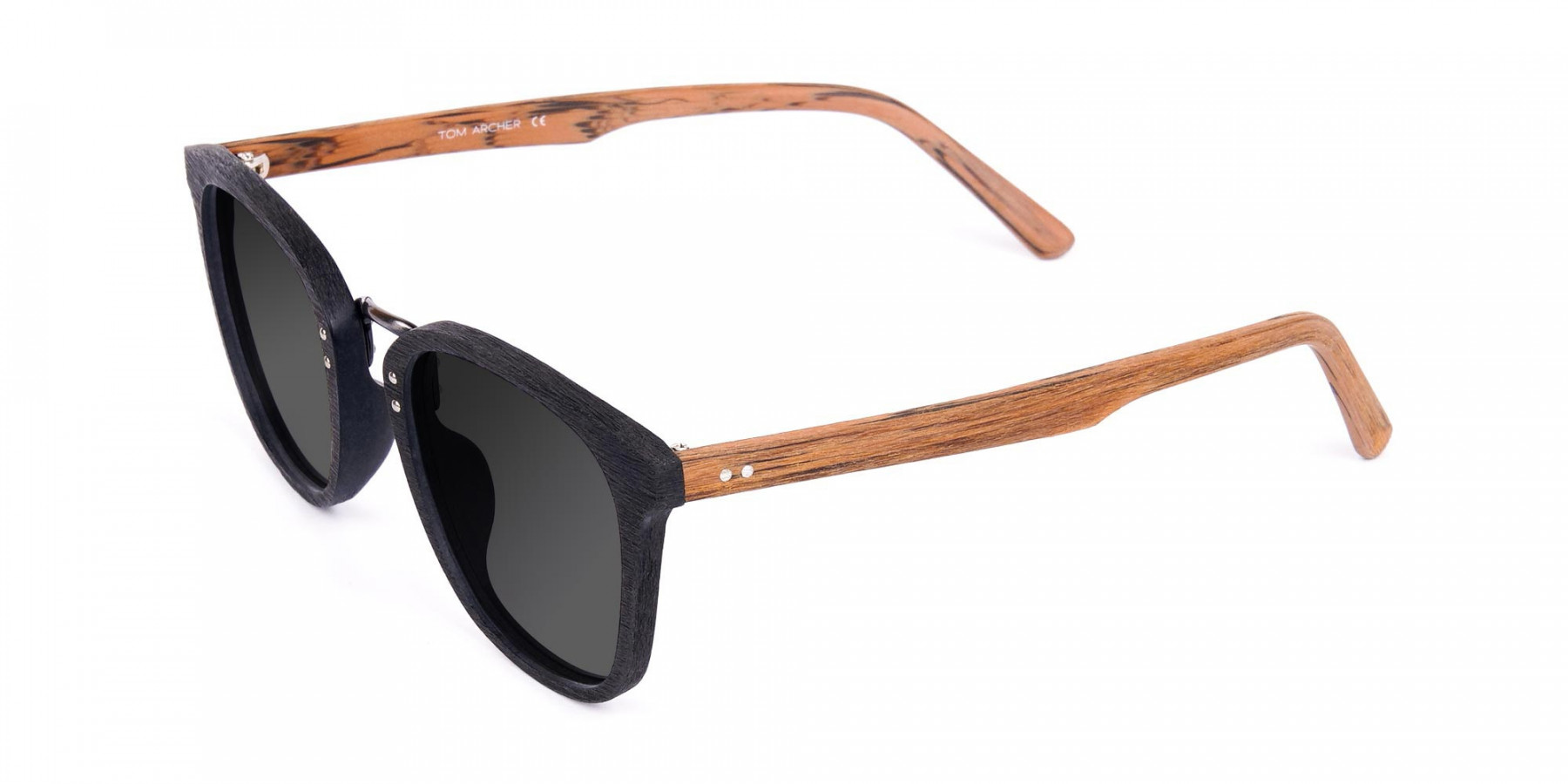 Wood-Black-Frame-Square-Sunglasses-with-Grey-Tint-3