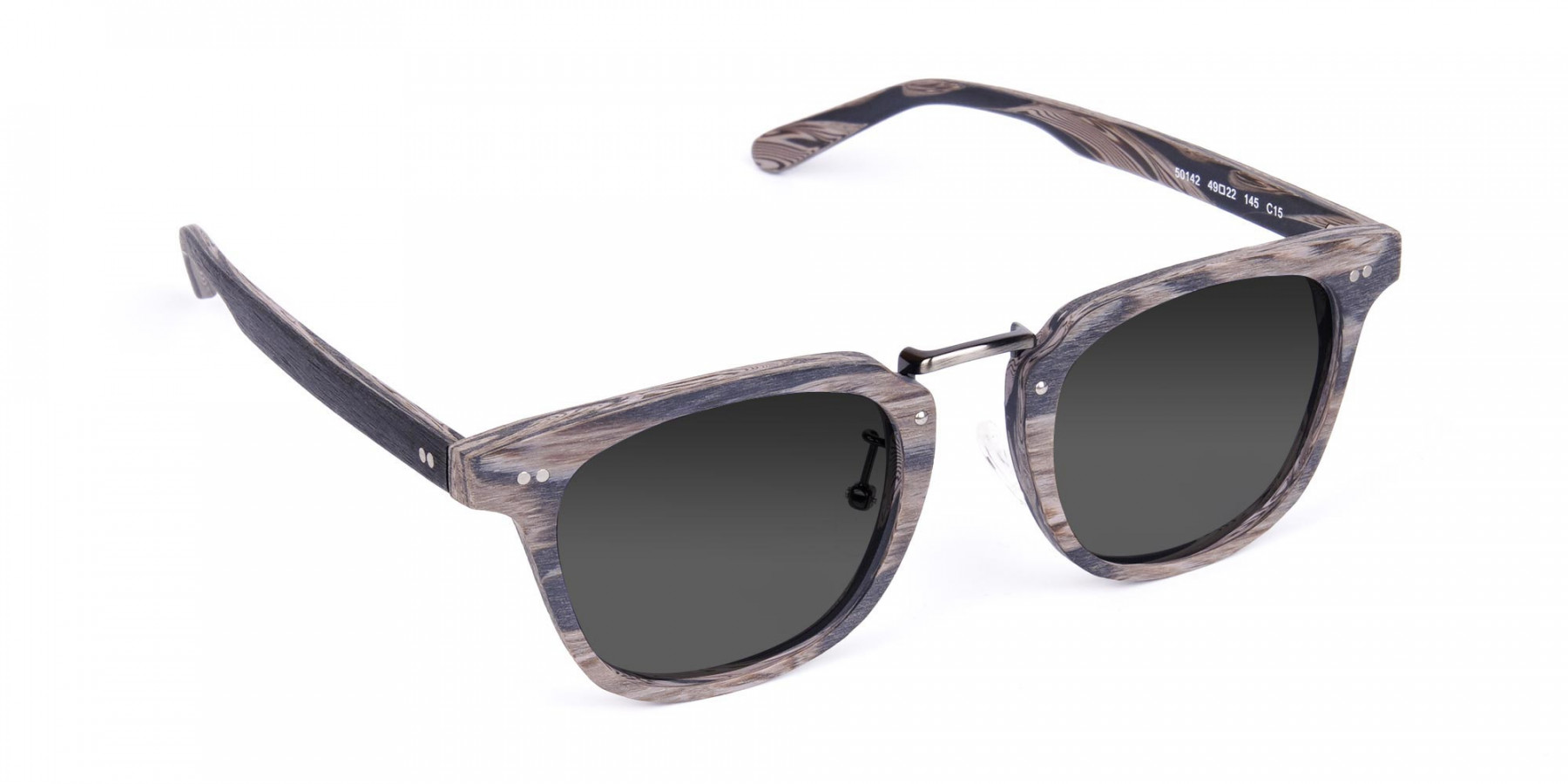 Wooden-Grey-Frame-and-Tint-Chunky-Square-Sunglasses-3