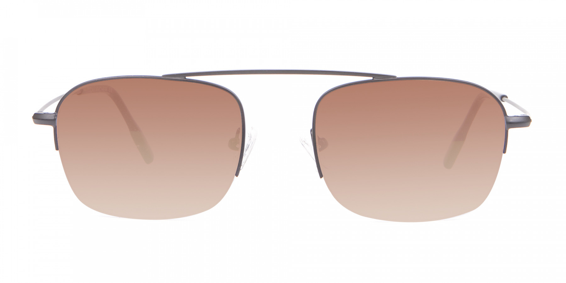 Black Square Sunglasses - 3