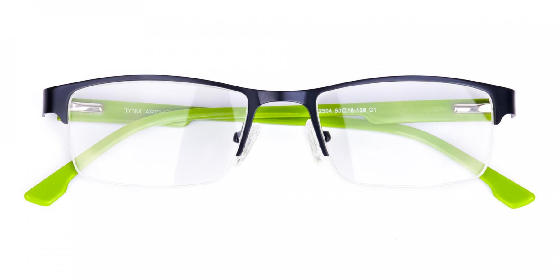titanium eyeglass frames-1