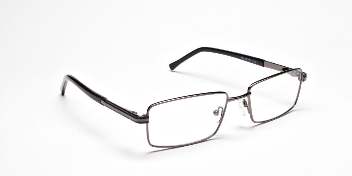 Black and gunmetal frames -1