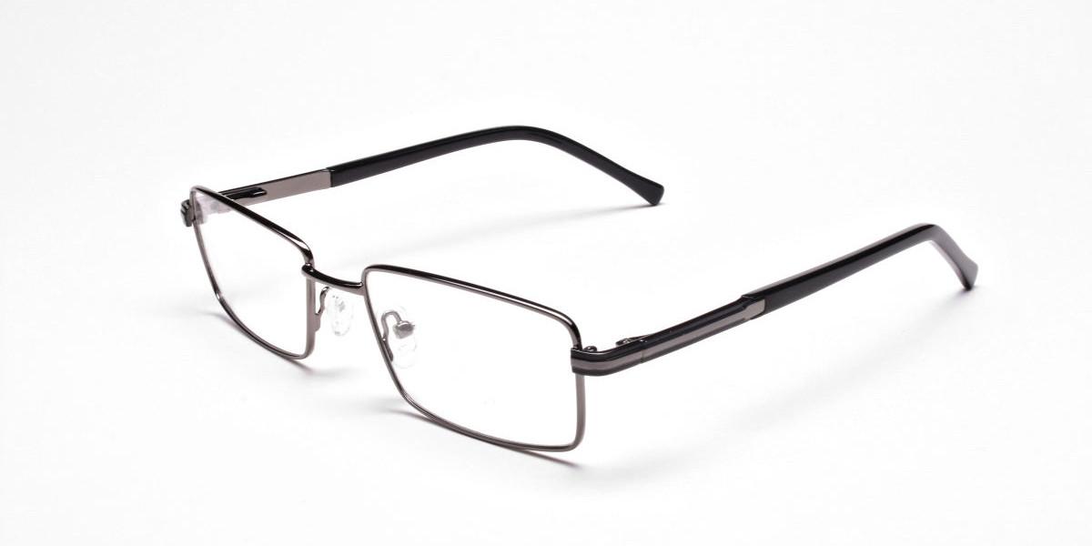 Black and gunmetal frames -1