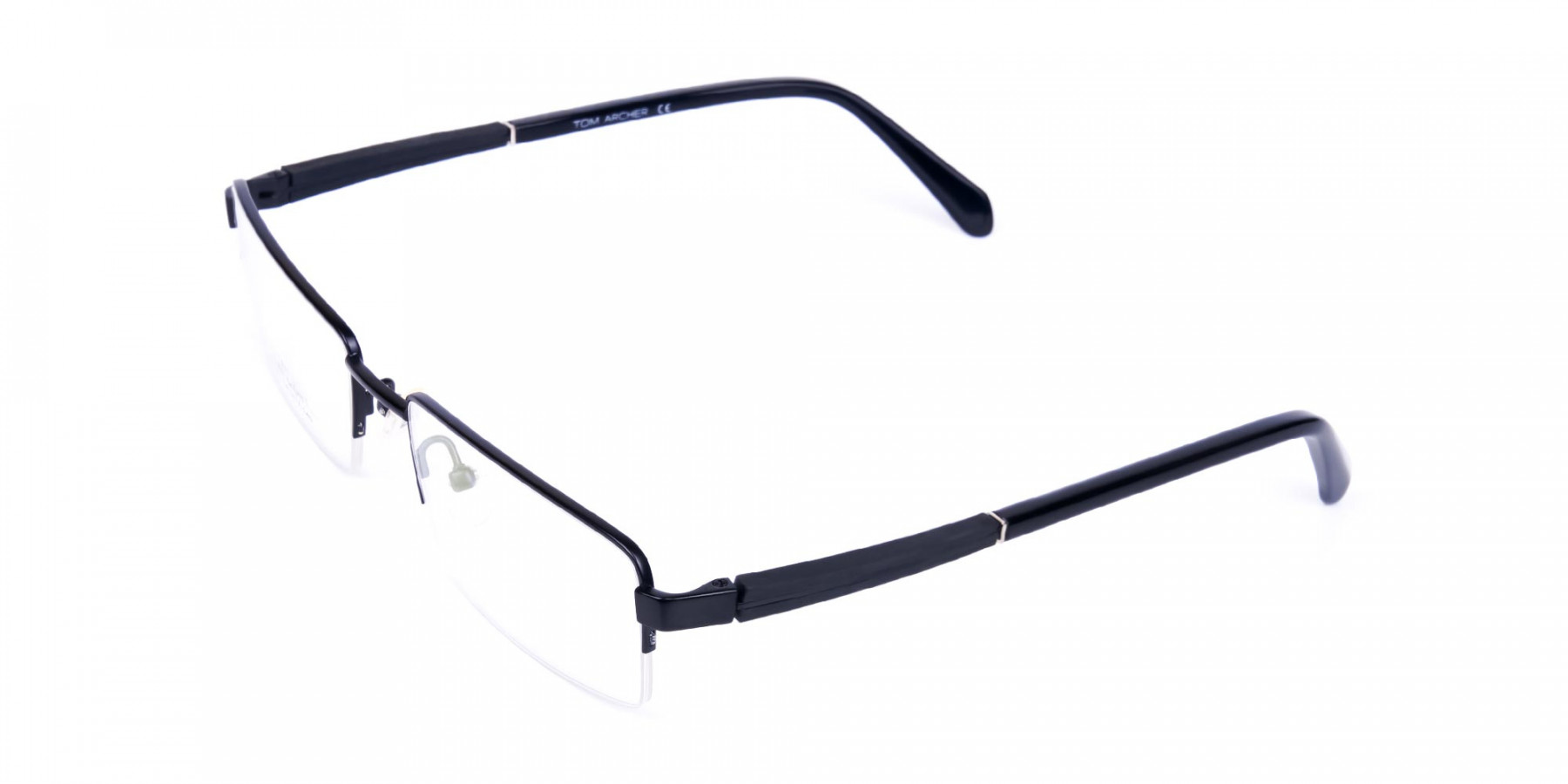 Black-Thick-Rectangle-Glasses-Frames-1