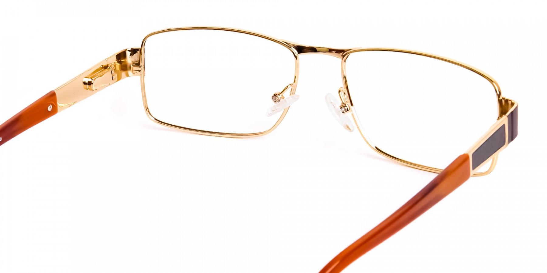brown-and-gold-rectangular-full-rim-rectangular-glasses-frames-1