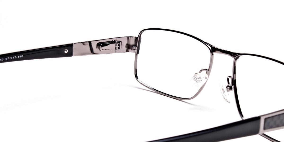 Black & Gunmetal Glasses-1