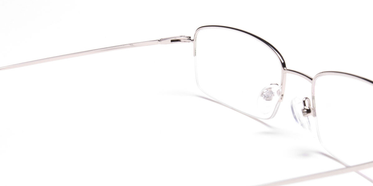 Silver Frames with Touch of Black - 1