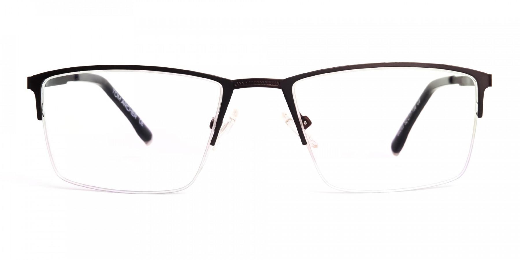black-rectangular-half-rim-glasses-frames-1