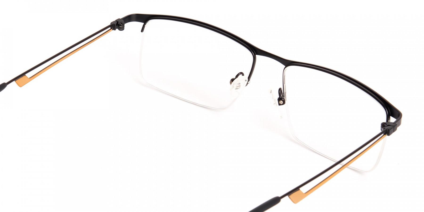 black-and-brown-half-rim-rectangular-glasses-frames-1