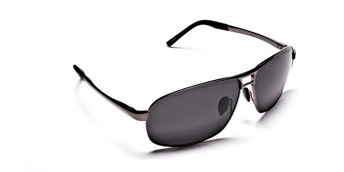 dark black matrix sunglasses -2